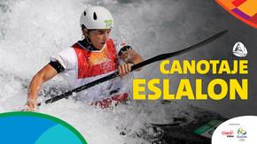 Rio 2016: Canotaje eslalon