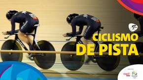 Rio 2016: Ciclismo de pista