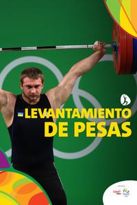 Rio 2016: Levantamiento de pesas
