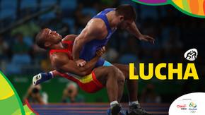 Rio 2016: Lucha