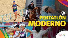 Rio 2016: Pentatlón moderno