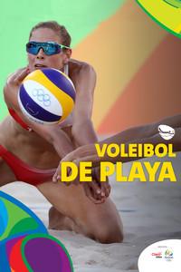 Rio 2016: Voleibol de playa